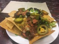 "Photo of Sanctuary Vegan Cafe  by <a href=""/members/profile/AlexandraPhillips"">AlexandraPhillips</a> <br/>Small plate nachos  <br/> December 29, 2017  - <a href='/contact/abuse/image/84135/340274'>Report</a>"