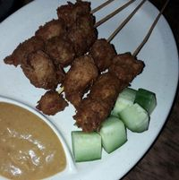 "Photo of Zenhouse Vegetarian Yum Cha   by <a href=""/members/profile/NDVegan"">NDVegan</a> <br/>Satay skewers were delish <br/> May 6, 2017  - <a href='/contact/abuse/image/9275/256139'>Report</a>"