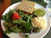"""Photo of Quintessence  by <a href=""""/members/profile/loloford"""">loloford</a> <br/>the burger was good too <br/> August 17, 2013  - <a href='/contact/abuse/image/9731/53409'>Report</a>"""
