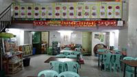 "Photo of Soe Pyi Swar Vegetarian Centre  by <a href=""/members/profile/JimmySeah"">JimmySeah</a> <br/>restaurant interior decor (current location) <br/> December 11, 2015  - <a href='/contact/abuse/image/9963/127914'>Report</a>"