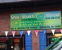 """I visited Shiv Shakti Chat House in Scranton, Pennsylvania on Sep 16, 2017 Very friendly people, good parking, and decent selection of both Vegetarian and Vegan options  https://www.facebook.com/pg/shivshaktichathouse/about/?ref=page_internal  It was very good, large portion and I look forward to returning to try more of their menu  Our pictures are here http://whatdoyoueatthen.com/shiv-shakti-chat-house-scranton-pa/  Looks like they have a restaurant (that was not open on a Tuesday Afternoon) and I ordered from the to-go counter<br/>                 <a href=""""/reviews/shiv-shakti-chat-house-scranton-107474"""">Shiv Shakti Chat House</a><br/> December 17, 2017"""