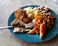 """Govinda's Natural Foods Buffet My first visit to this Vegetarian Restaurant was onAug 19, 2017 and I will prob go back, the selection is not large, but the food is good. The place is interesting and authentic online it says """"Buffet featuring Indian-inspired vegetarian food in mellow surroundings with a scenic courtyard."""" and I agree  http://whatdoyoueatthen.com/govindas-natural…buffet-tucson-az/<br/>                 <a href=""""/reviews/govindas-natural-foods-buffet-tucson-1467"""">Govinda's Natural Foods Buffet</a><br/> December 17, 2017"""