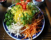 """'Affection and Missing' salad. Highly recommended!<br/>                 <a href=""""/reviews/lien-hoa-hue-14885"""">Lien Hoa</a><br/> March 21, 2009"""