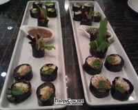 "sushi<br/>                 <a href=""/reviews/ariyas-organic-place-bangkok-16517"">Ariya's Organic Place</a><br/> May 6, 2012"