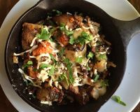 """country yams and breakfast potatoes with daiya cheese <br/>                 <a href=""""/reviews/plum-bistro-seattle-18615"""">Plum Bistro</a><br/> January 4, 2014"""