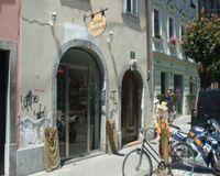 "Outside Zdrava Trgovinca <br/>                 <a href=""/reviews/zdrava-trgovinca-ljubljana-27390"">Zdrava Trgovinca</a><br/> July 12, 2011"