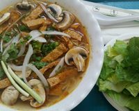 "spicy noodle soup<br/>                 <a href=""/reviews/bale-lahaina-32179"">Bale</a><br/> August 5, 2017"