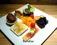 """Amouse-bouche platter<br/>                 <a href=""""/reviews/tamana-shokudo-tokyo-34363"""">Tamana Shokudo</a><br/> October 9, 2012"""