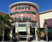 """outside<br/>                 <a href=""""/reviews/abbys-health-and-nutrition-tampa-4384"""">Abby's Health and Nutrition</a><br/> October 28, 2013"""