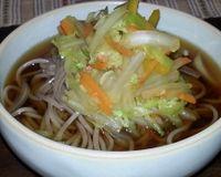 """soba noodles<br/>                 <a href=""""/reviews/amrita-garden-chiang-mai-49074"""">Amrita Garden</a><br/> January 31, 2015"""