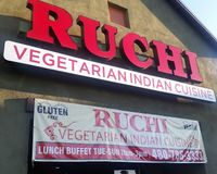 """Ruchi Vegetarian Indian Cuisine is really good, Friendly staff, I got take out, it was packaged well, stayed warm and was delicious Visited on Aug 12, 2017I will go back again, I look forward to trying more of their menu<br/>                 <a href=""""/reviews/ruchi-vegetarian-indian-cuisine-chandler-54734"""">Ruchi Vegetarian Indian Cuisine</a><br/> December 17, 2017"""