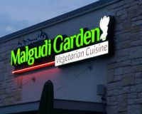 """Malgudi Garden While in Texas for the Gun Rights Policy Conference 2017, I stopped by this Indian Restaurant & Buffet for dinner in east Dallas. It is GREAT !! More pics here http://whatdoyoueatthen.com/malgudi-garden-plano-tx/   Vegetarian Buffet at Malgudi Garden in Plano, Texas  The buffet was great. Pizza (with an indian flavor) many types of rice & other pasta / breads, then 5 or 6 types of main dishes, salads, fruit, etc too  The flavors were out of this world, this is the way i like to eat new foods, at a buffet where I can sample all and learn what I like best  Cant go wrong in a vegetarian restaurant though, it will all be good  I didnt find this one on the@HappyCowGuideapp, but it is on their website, so ill post a review and more pics  #TexasVegetarianRestaurant #VegetarianFood<br/>                 <a href=""""/reviews/malgudi-garden-plano-60220"""">Malgudi Garden</a><br/> December 18, 2017"""