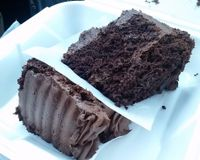 """#NationalChocolateCakeDay 2017 I participated !!  @ Lovin Spoonfulls<br/>                 <a href=""""/reviews/lovin-spoonfuls-tucson-6272"""">Lovin' Spoonfuls</a><br/> March 5, 2017"""