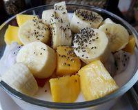 "coconut yogurt granola bowl<br/>                 <a href=""/reviews/art-of-juice-koh-phangan-70419"">Art of Juice</a><br/> January 15, 2018"