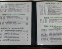 """Veggie Express - Frisco, TX Checked out this Vegan Restaurant for the first time onSep 28, 2017while passing through Dallas Area. This was one of the few Vegan options open at 7pm in east Dallas. Most of their menu is meat substitute, which I am NO fan of.    I tried a Broccoli dish, and it was VERY good, filling and flavorful  I'd like some to-go sauce options !!  I would go back even though most of the menu is fake meat and doesn't appeal to me, the stuff I would try will be good I bet  100% Vegan !!! Super cool  Check out more pictures here http://whatdoyoueatthen.com/veggie-express-frisco-tx/  Another#TexasVegetarianRestaurantthis one in Frisco, TX  Their specialty is faux-meat and classic chinese restaurant menu items  I dont like textured protein in thd placenof meat in dishes, so i. Just had a traditionaly meat-free broccoli dish Big portion, pretty good, id go back, but id order something else, this was more sweet than i prefer #TexasVeganRestaurant<br/>                 <a href=""""/reviews/veggie-express-frisco-73054"""">Veggie Express</a><br/> December 18, 2017"""