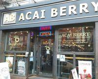 "outside<br/>                 <a href=""/reviews/acai-berry-brooklyn-76220"">Acai Berry</a><br/> September 10, 2016"