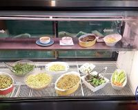 """The daily selection of options when i visited <br/>                 <a href=""""/reviews/desert-roots-kitchen-tempe-9333"""">Desert Roots Kitchen</a><br/> December 17, 2016"""