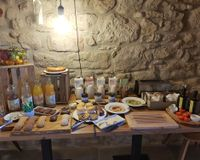 "Breakfast buffet<br/>                 <a href=""/reviews/casa-albets-iladurs-96151"">Casa Albets</a><br/> January 4, 2018"