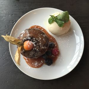 "Photo of manna cuisine  by <a href=""/members/profile/vegetariangirl"">vegetariangirl</a> <br/>sticky toffee pudding  <br/> March 9, 2015  - <a href='/contact/abuse/image/749/95334'>Report</a>"