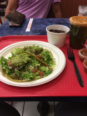 "Photo of Nature's Health Food and Cafe  by <a href=""/members/profile/R-MV"">R-MV</a> <br/>Blackened Tempeh Taco Plate with Beans and a Digestive Duo Drink <br/> August 9, 2017  - <a href='/contact/abuse/image/14021/290937'>Report</a>"