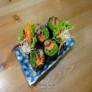 "Photo of Create Healthy Lifestyle  by <a href=""/members/profile/pegasus2012"">pegasus2012</a> <br/>Organic vegetable sushi. Healthy and so yummy!! <br/> December 3, 2008  - <a href='/contact/abuse/image/15989/1296'>Report</a>"