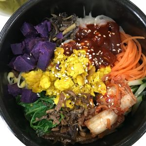 "Photo of Create Healthy Lifestyle  by <a href=""/members/profile/funniecrys"">funniecrys</a> <br/>Meal of the day: Bibimbap  <br/> October 6, 2017  - <a href='/contact/abuse/image/15989/312181'>Report</a>"