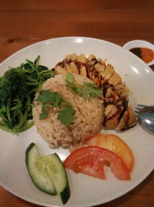 "Photo of Create Healthy Lifestyle  by <a href=""/members/profile/JimmySeah"">JimmySeah</a> <br/>mock chicken rice <br/> March 22, 2015  - <a href='/contact/abuse/image/15989/96531'>Report</a>"