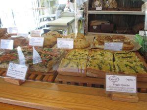 "Photo of Breads on Oak Cafe & Bakery  by <a href=""/members/profile/Joyatri"">Joyatri</a> <br/>Savory selection <br/> July 15, 2015  - <a href='/contact/abuse/image/33055/109494'>Report</a>"