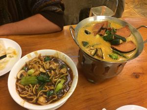 "Photo of Aunty Mena's  by <a href=""/members/profile/MamieLoup"">MamieLoup</a> <br/>curry vegan fish  <br/> October 13, 2016  - <a href='/contact/abuse/image/3540/181694'>Report</a>"