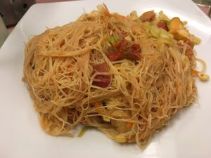 "Photo of Aunty Mena's  by <a href=""/members/profile/AustinJardinera"">AustinJardinera</a> <br/>fried vermicelli with bbq gluten <br/> January 5, 2017  - <a href='/contact/abuse/image/3540/208221'>Report</a>"