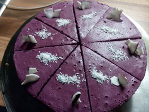 "Photo of Crazy CupCake Cafe  by <a href=""/members/profile/Luzern"">Luzern</a> <br/>Blueberry-CheeseCake (raw, Vegan, glutenfree, sugarfree AND DELICIOUS! :-) <br/> March 28, 2017  - <a href='/contact/abuse/image/50467/242139'>Report</a>"
