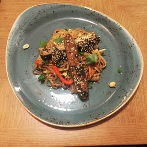 """Photo of Etnosvet  by <a href=""""/members/profile/vegetariangirl"""">vegetariangirl</a> <br/>smokey tempeh  <br/> December 25, 2015  - <a href='/contact/abuse/image/63181/129744'>Report</a>"""