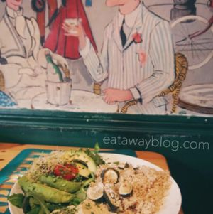 """Photo of CLOSED: Le Speakeasy  by <a href=""""/members/profile/Eat%20Away"""">Eat Away</a> <br/> We have a great video about this restaurant!! <br/> October 6, 2015  - <a href='/contact/abuse/image/7291/120506'>Report</a>"""