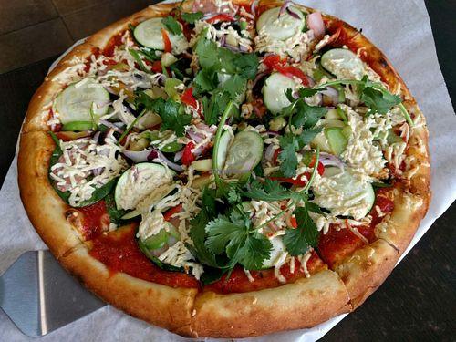 Vegan Pizza - Garden Grove California - HappyCow